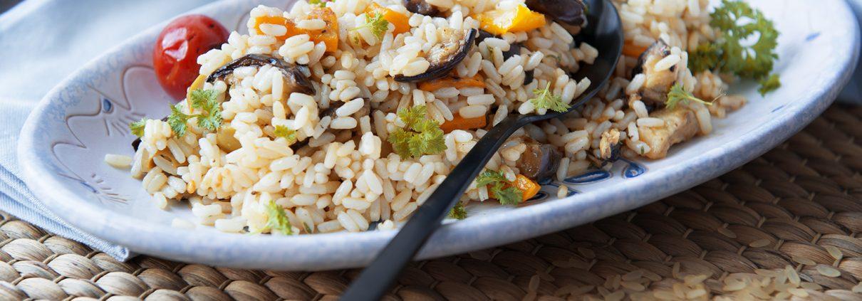 Italiaanse keuken gezond puur deliz insalata di riso