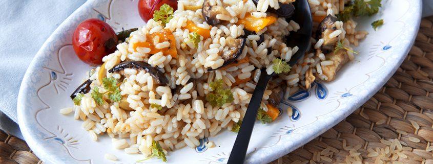 zomerpakket puur deliz insalata di riso