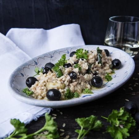 zomerpakket puur deliz insalata di riso tonno e zucchine