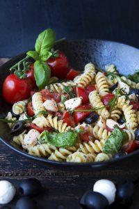 weekaanbieding puur deliz insalata di pasta caprese