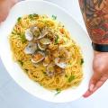 Puur Deliz recept spaghetti alle vongole